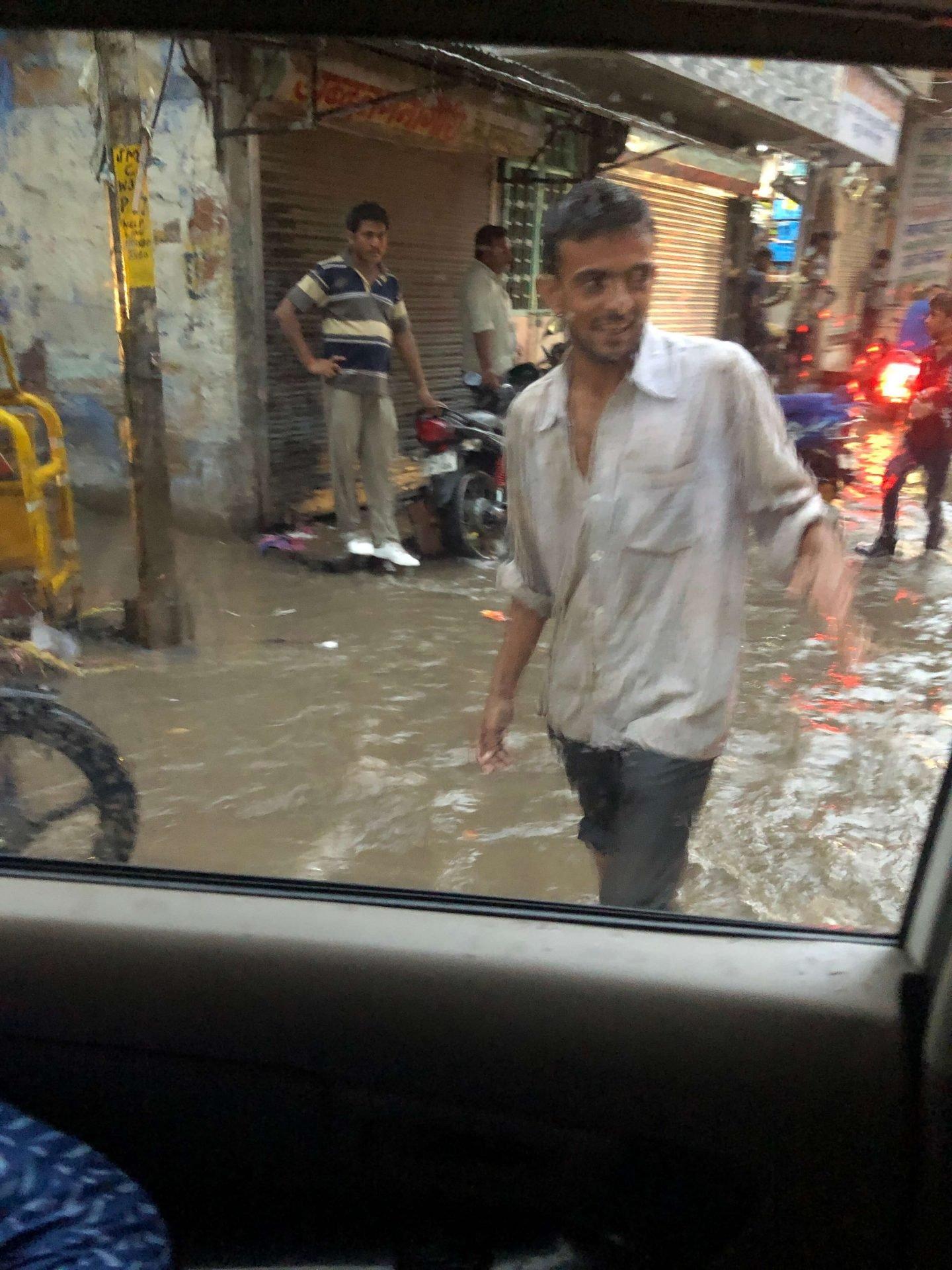 印度雨季有感:八月,焦特布爾的初雨