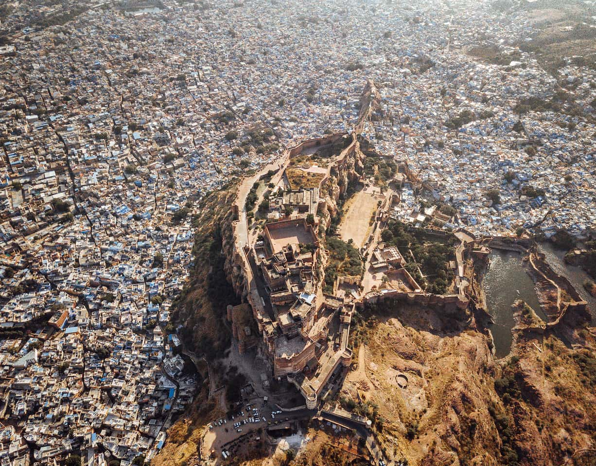藍色城市焦特布爾的黃金年代:帶你遊覽梅蘭加爾堡
