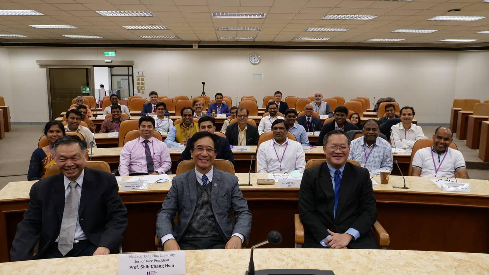 新南向教育全新里程碑,清大邀30位印籍教授開創印度顧問團!