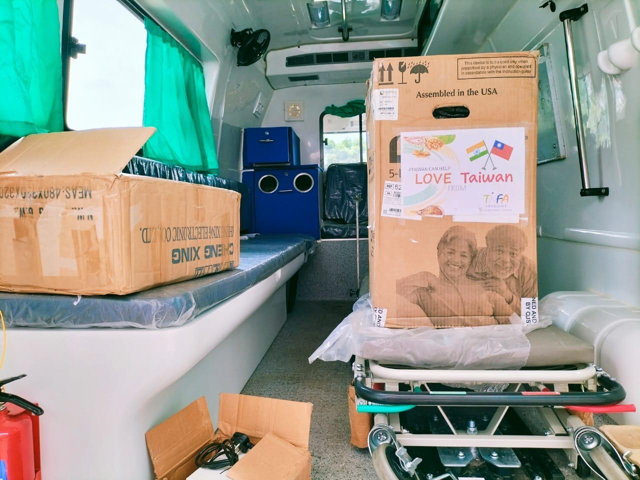 印度疫情:在台印度人攜手台灣企業與非政府組織 助印度偏鄉抗疫