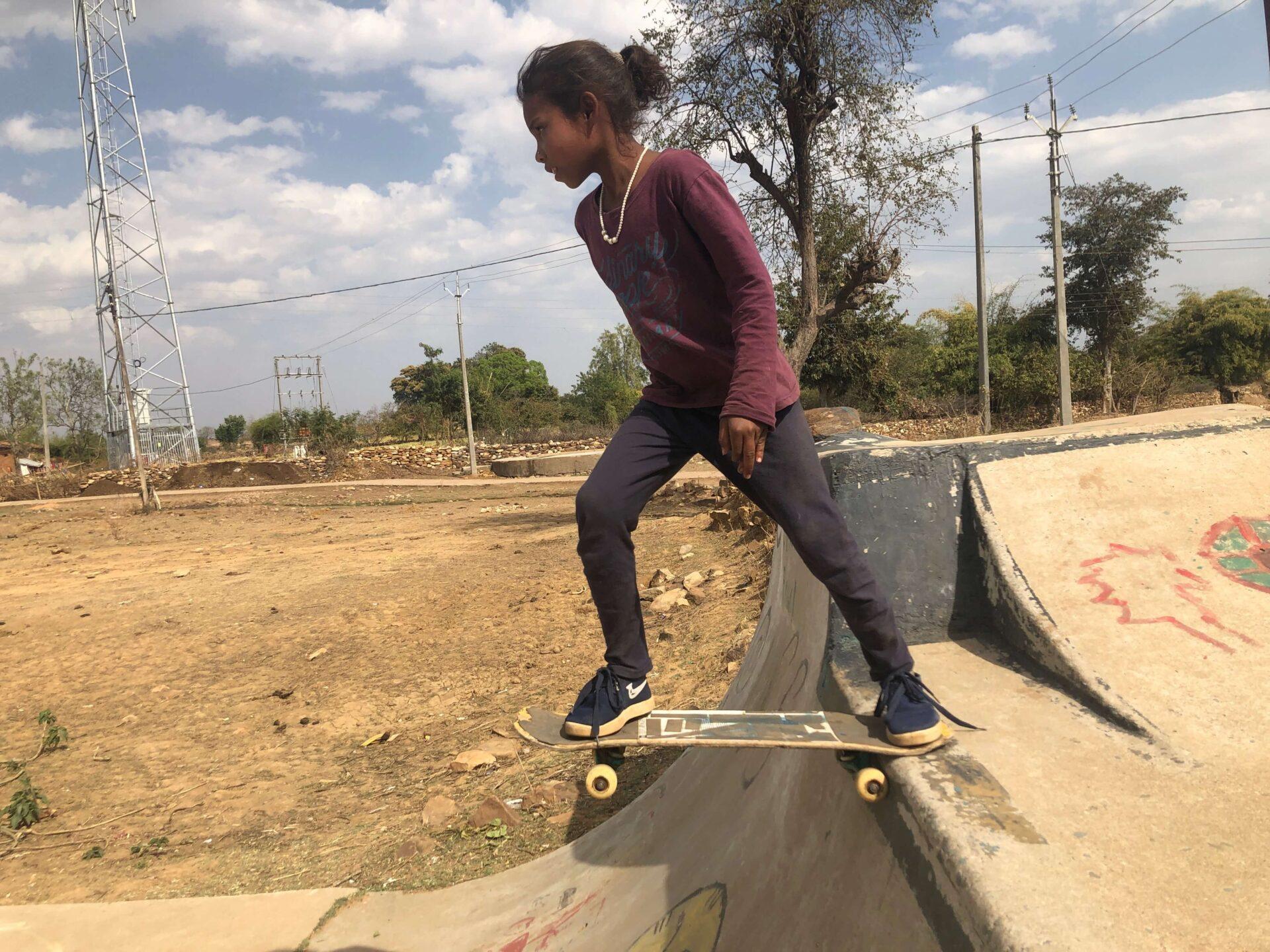 印度色彩節,我與Netflix電影《滑板女孩》的人物原型們